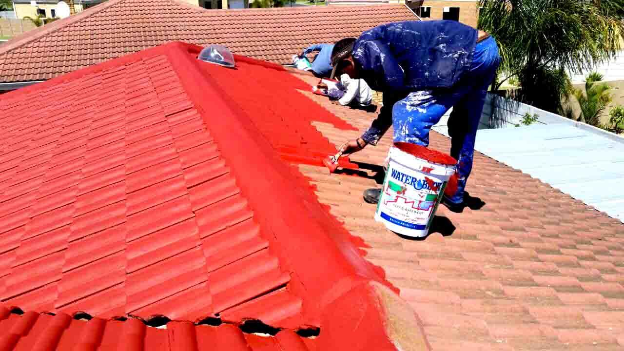 metal roof paint