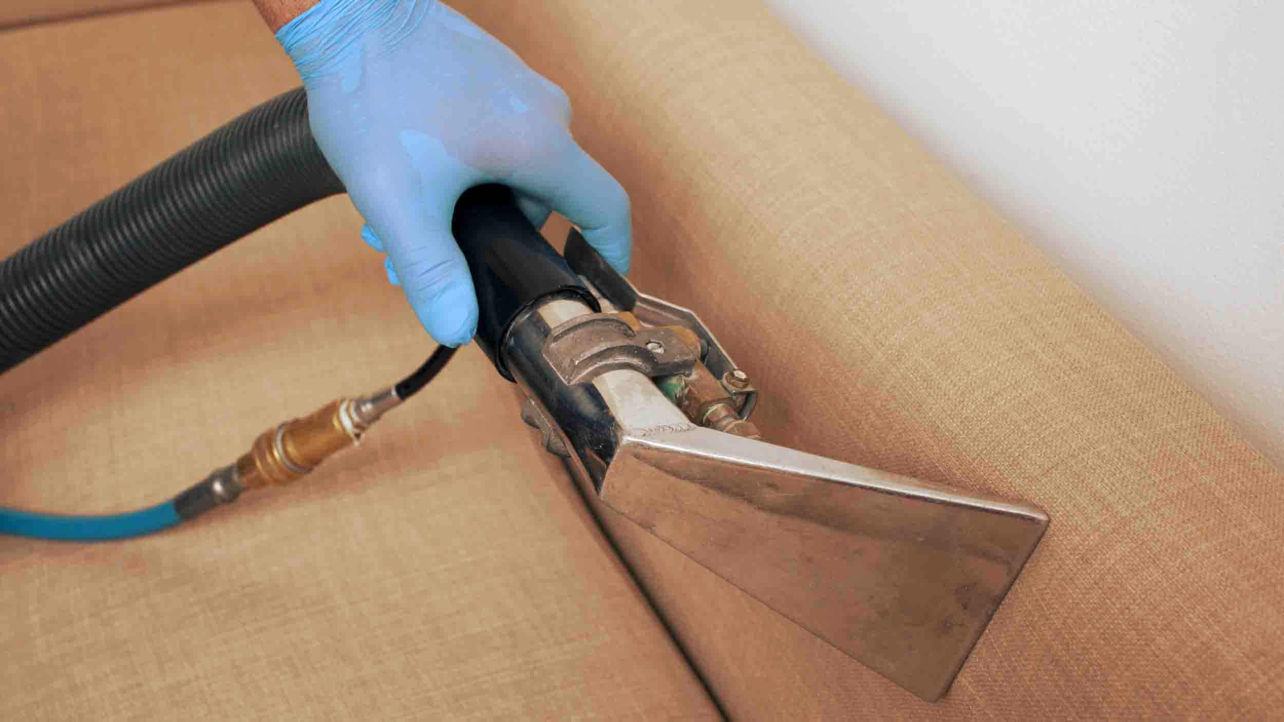 How to Clean Upholstery Yourself
